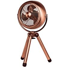 Status 8 Inch Tripod Fan - Copper