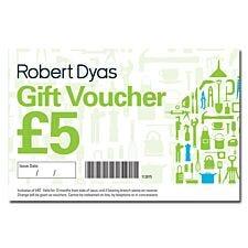 Robert Dyas £5 Gift Voucher