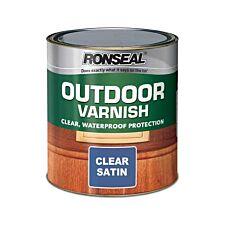 Ronseal Outdoor Varnish Satin 250ml