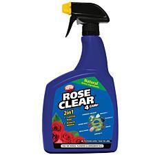 Rose Clear 2-in-1 Spray Gun