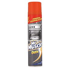 Mr Muscle Oven Cleaner Spray - 300ml