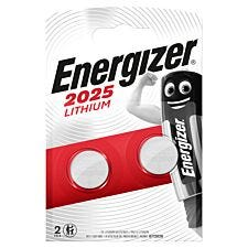 Energizer CR2025 Lithium Coin 3V Battery