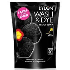 Dylon Wash & Dye – Velvet Black