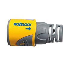 "Hozelock Standard 1/2"" Hose End Connector - 2 Pack"