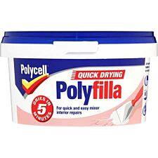 Polycell Quick Dry Polyfilla 500g