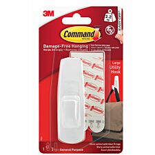 3M Command Adhesive Hook - Large