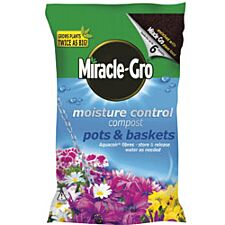 Miracle Gro Moisture Control Compost - 8 Litre