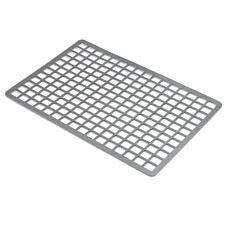 Addis Sink Mat - Metallic