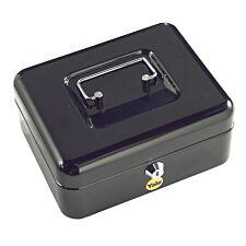 Yale Medium Cash Box Keyed - Black