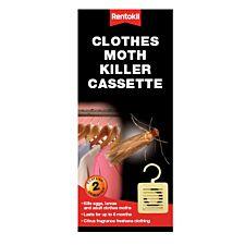 Clothes Moth Killer Cassette