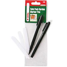 Gardman Twin Pack Garden Marker Pens