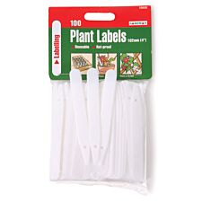 Gardman 4-inch Plant Labels - Pack of 100