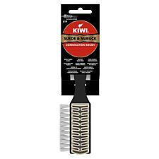 Kiwi Suede and Nubuck Brush Combination
