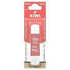 Kiwi Laces Flat 110cm White - (1 x pair)