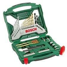 Bosch 50 Piece Drill Bit Set