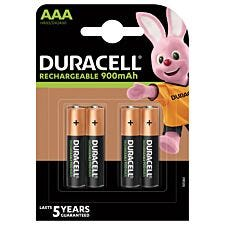 Duracell StayCharged Rechargeable Batteries AAA - 4 Pack