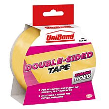 UniBond Double Sided Tape - 5m
