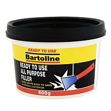 Bartoline All Purpose Readymix Filler 600g