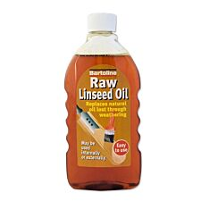 Bartoline Raw Linseed Oil 0.5L