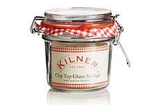 Kilner Preserve 0.35L Clip Top Round Jar