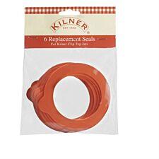 Kilner Rubber Seals – Pack of 6