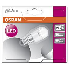 Osram 1.5W T26 E14 SES LED Fridge Bulb