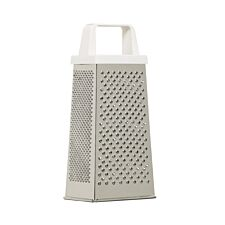 KitchenCraft Stainless Steel Four Sided Box Grater