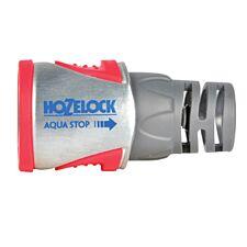 Hozelock AquaStop Connector - 12.5mm & 15mm