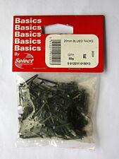 Select Hardware Blued Tacks (Fine Cut) 20mm (60G Pack)
