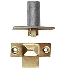 Select Hardware Adjustable Roller Catch Nickel Plated (1 Pack)