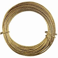 Select Hardware Picture Wire Brass 3.5m (1 Pack)
