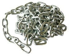 Select Hardware Welded Chain Bright Zinc Plated 2.5M 3X26mm (1 Pack)