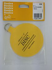 Select Hardware Disc Plate Hanger 100mm (1 Pack)
