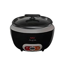 Tefal Cool Touch 1.8L Rice Cooker - Black