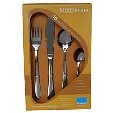 Monogram Sure 16 Piece Cutlery Set