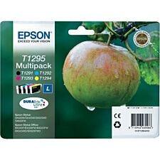 Epson Apple T1295 Inkjet Cartridge Multipack