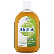 Dettol Liquid Disinfectant – 750ml