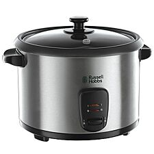 Russell Hobbs 19750 Rice Cooker & Steamer - Stainless Steel