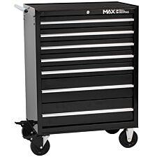 Hilka 7 Drawer Professional Rollaway Cabinet