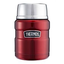 Thermos Stainless King Food Flask - Cranberry