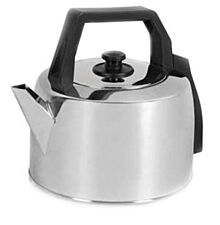 Swan SWK235 3.5L Stainless Steel Catering Kettle - Silver