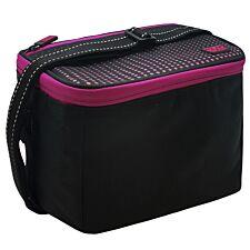Polar Gear Personal Coll bag Optic Dot - Berry
