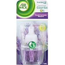 Airwick Purple Meadow Lavender Electric Refill
