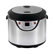 Tefal 8-in-1 2L Multi-Cooker - Silver
