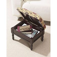 Gablemere Storage Foot Stool