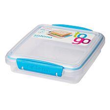Sistema 450ml Sandwich Box