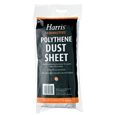 Harris Taskmasters Polythene Dust Sheet