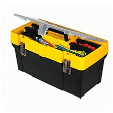 "Stanley 19"" Toolbox with Organiser Lid"