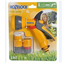 Hozelock 2347 Multi Spray Garden Watering Gun Starter Set