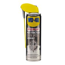 WD-40 Specialist Dry PTFE Lubricant – 250ml